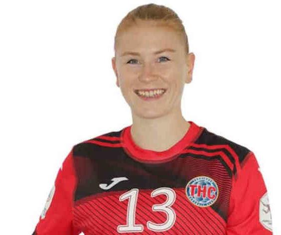 Meike Schmelzer - Foto: Thüringer HC