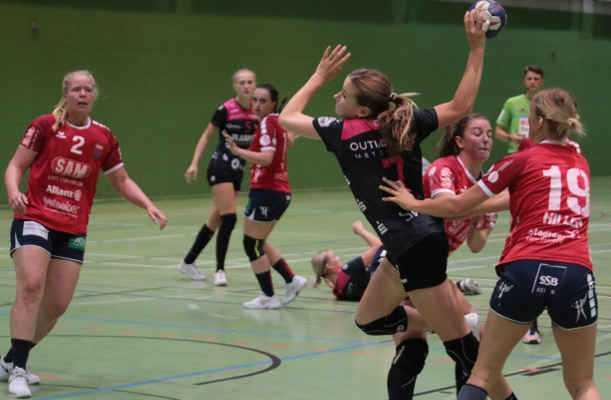 TuS Metzingen vs. SG H2Ku Herrenberg - Foto: TuS Metzingen