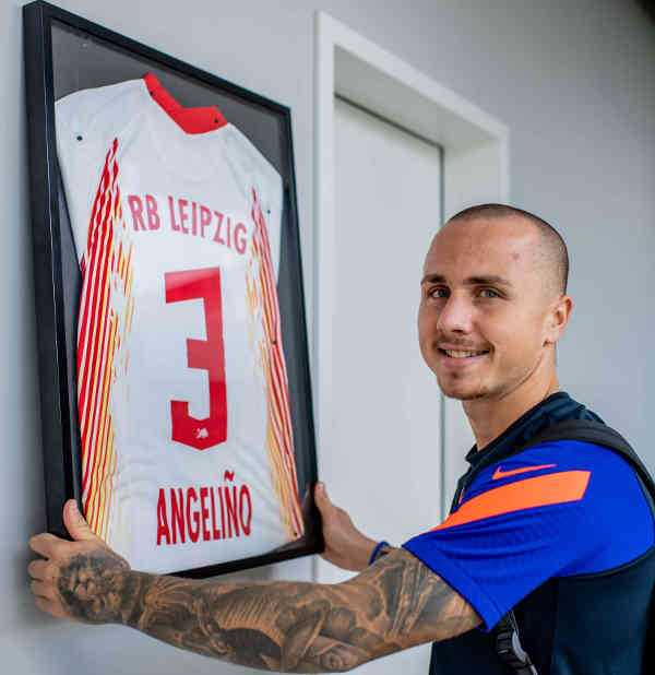 Angelino - Copyright: RB Leipzig