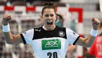 Emily Bölk - Handball Deutschland - Copyright: Getty Images