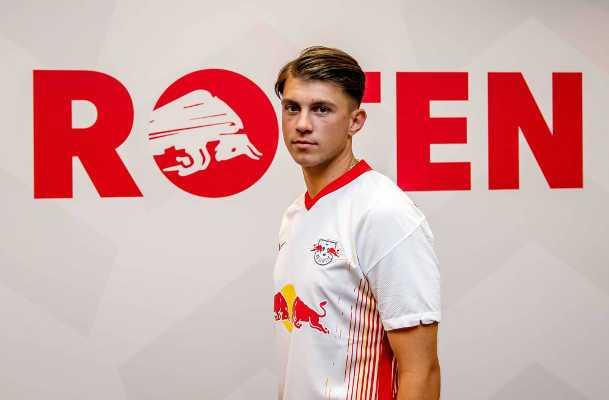 Lazar Samardzic - Copyright: RB Leipzig