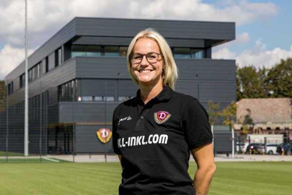 Marie Jenhardt - Dynamo Dresden - Foto: SGD / Steffen Kuttner