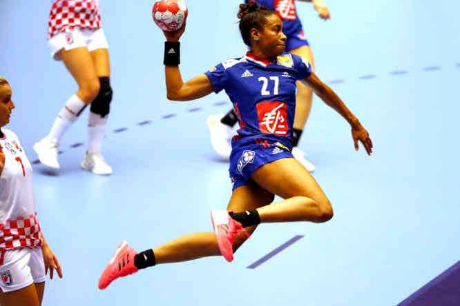 Handball EM 2020 - Estelle Nze Minko - Frankreich - Copyright: FFHANDBALL-S.PILLAUD