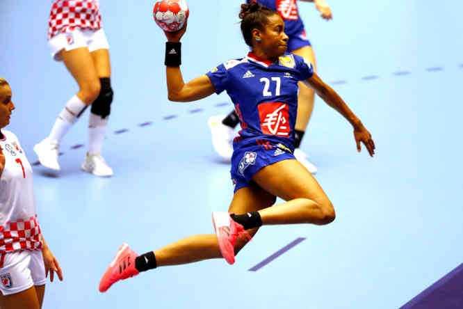 Handball EM 2020 - Estelle Nze Minko - Frankreich - Copyright: FFHANDBALL-S.PILLAUD