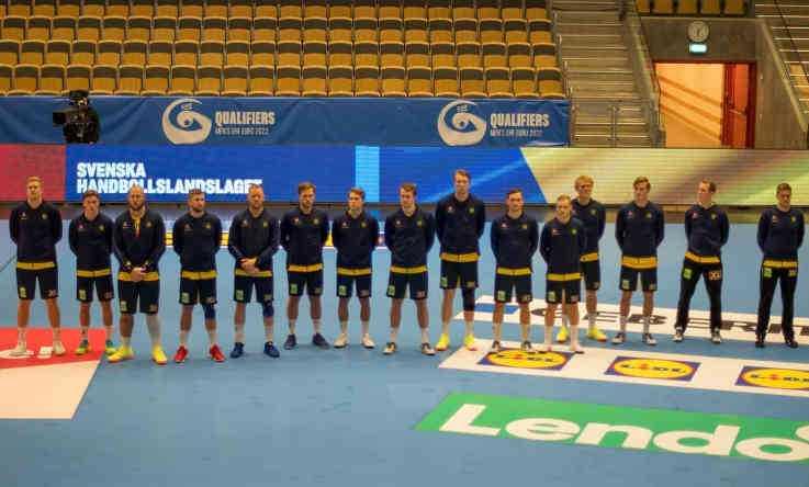 Handball WM 2021 - Team Schweden - Copyright: Karin Celander / Handbollslandslaget