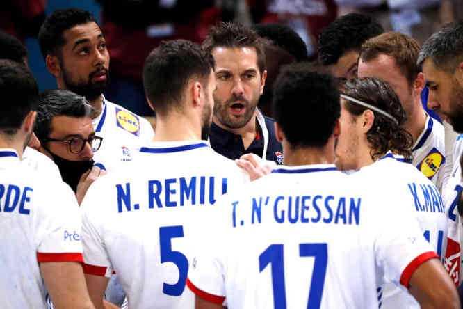 Handball EM 2022 Qualifikation - Frankreich vs. Serbien - Copyright: FFHANDBALL / S.PILLAUD