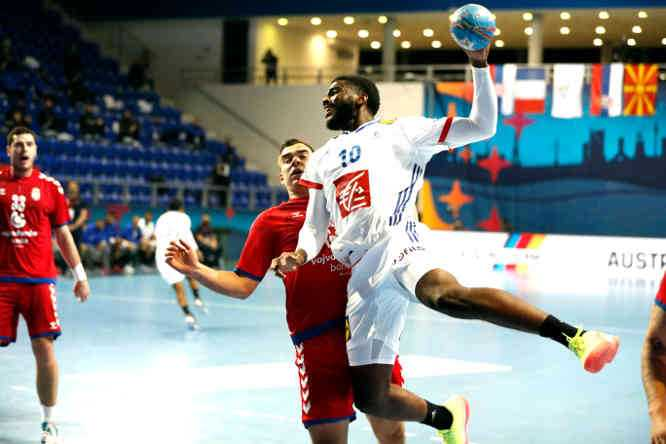 Handball EM 2022 Qualifikation - Serbien vs. Frankreich - Dika Mem - Copyright: FFHANDBALL-S.PILLAUD