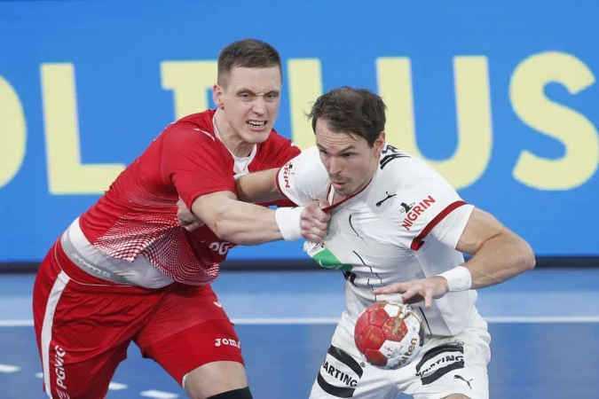 Handball WM 2021 Ägypten - Deutschland vs. Polen - Copyright: © IHF / Egypt 2021