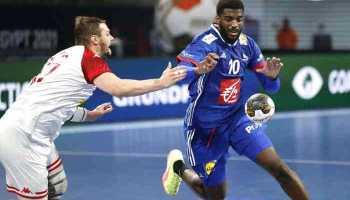 Handball WM 2021 Ägypten - Frankreich vs. Österreich - Copyright: © IHF / Egypt 2021