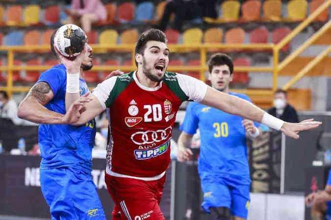 Handball WM 2021 Ägypten - Ungarn vs. Brasilien - Miklos Rosta - Copyright: © IHF / Egypt 2021