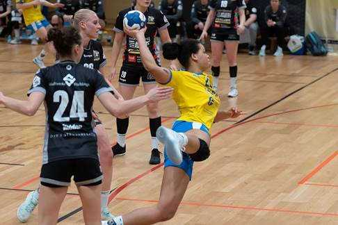 Handball 2. Bundesliga: HC Leipzig vs. VfL Waiblingen - Foto: HC Leipzig