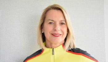 Leichtathletik - Annett Stein - DLV Chefbundestrainerin - Copyright: DLV