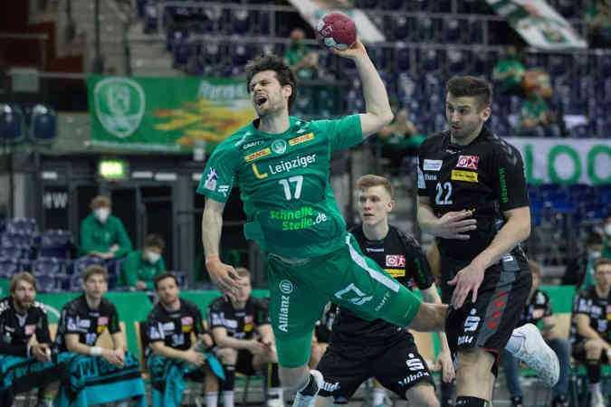 Handball Bundesliga - SC DHfK Leipzig vs. TUSEM Essen - Foto: Karsten Mann