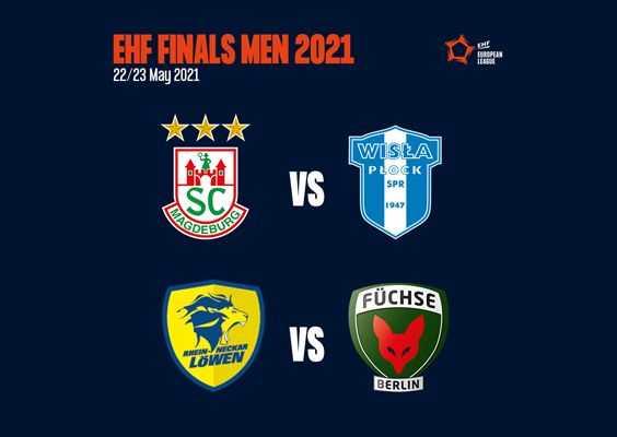 Handball European League - EHF Finals - Auslosung Halbfinale - Foto: EHF Media