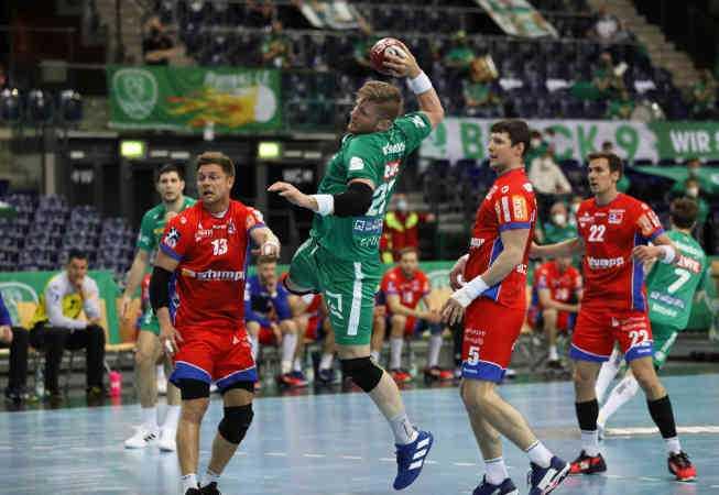 Handball Bundesliga - SC DHfK Leipzig vs. HBW Balingen-Weilstetten - Foto: Karsten Mann