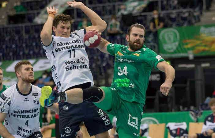 Handball Bundesliga: SC DHfK Leipzig vs. SG Flensburg-Handewitt - Foto: Karsten Mann