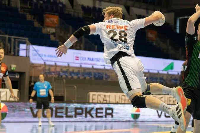 Handball Bundesliga - SC Magdeburg vs. SC DHfK Leipzig - Foto: Klaus Trotter