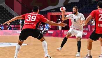 Olympia Tokio 2020 Handball - Frankreich vs. Ägypten - Foto: FFHandball / Iconsport