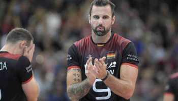 Volleyball EM 2021 - Georg Grozer - Deutschland - Copyright: Imago (über Sport1)