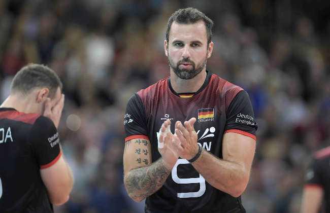 Volleybal EM 2021 - Georg Grozer - Duitsland - Copyright: Imago (via Sport1)