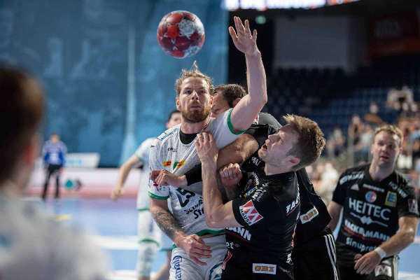 HC Erlangen vs. SC DHfK Leipzig - Handball Bundesliga am 08.09.2021 - Foto: Klaus Trotter
