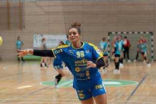 Nina Reißberg - Foto: HC Leipzig