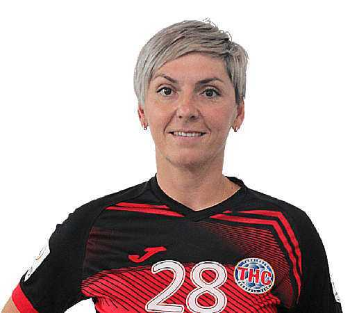 Lydia Jakubisova - Thüringer HC - Handball Bundesliga und EHF European League Saison 2021-2022 - Copyright: Thüringer HC