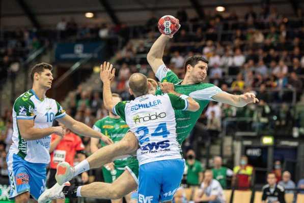 Handball Bundesliga - SC DHfK Leipzig vs. Frisch Auf Göppingen - Foto: Klaus Trotter