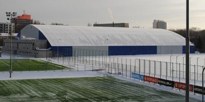 Футбольный холл ЭФС
