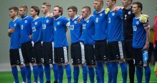 Юношеская сборная Эстонии в группе А
