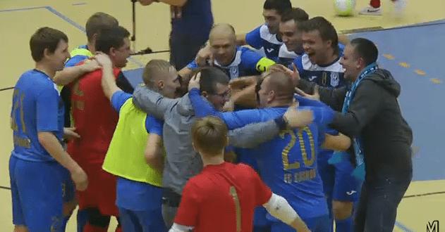 FC COSMOS обладатель СУПЕРКУБКА!