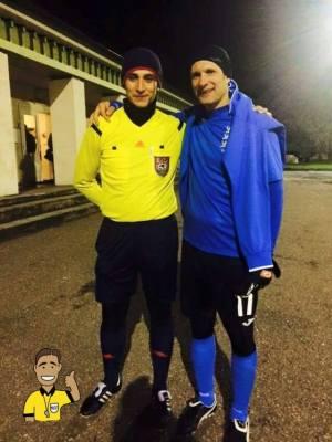 Кирилл Андреев и Дмитрий Скиперский