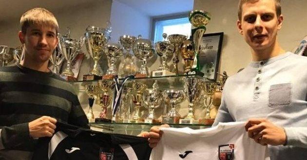 Кирилл Нестеров и Роман Нестеровский — игроки FCI Tallinn!