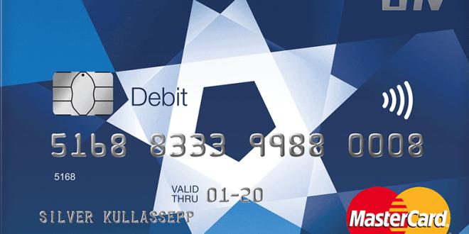 Футбольная карточка от банка LHV