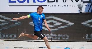 Пляжный футбол: Первый день Евролиги-2017