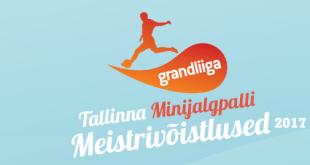 Логотип любительской лиги по минифутболу Grandliiga 2017 (фото: sem.ee)