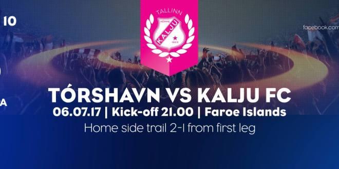 B-36 vs Kalju FC