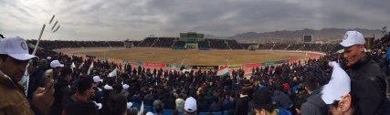 Аншлаг в Таджикистане