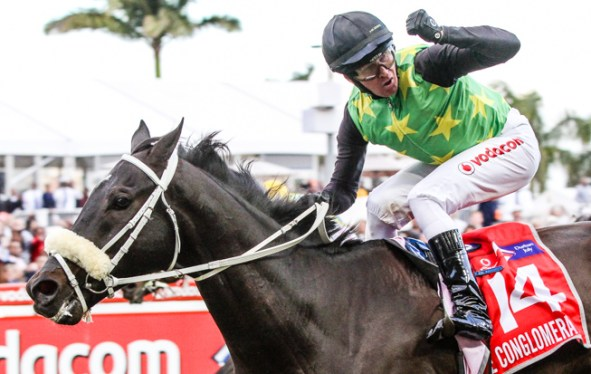 Conglomerate wins Durban July
