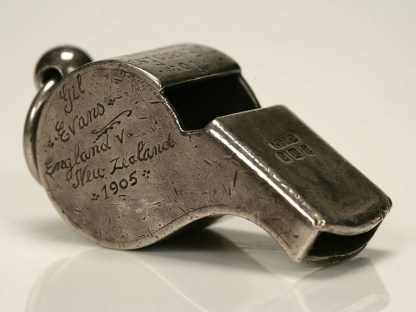 rugby world cup whistle