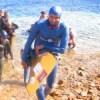 Miguel Lozano primer apneista español en descender 100 metros a pulmón