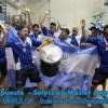 Selección Master de Argentina de Hockey Subacuático logra medalla de plata en Copa América