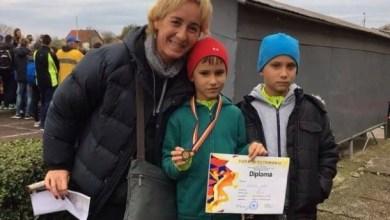 Photo of Destule prezențe pe podium pentru atleții de la CSȘ Gloria la tradiționalul concurs de la Carei