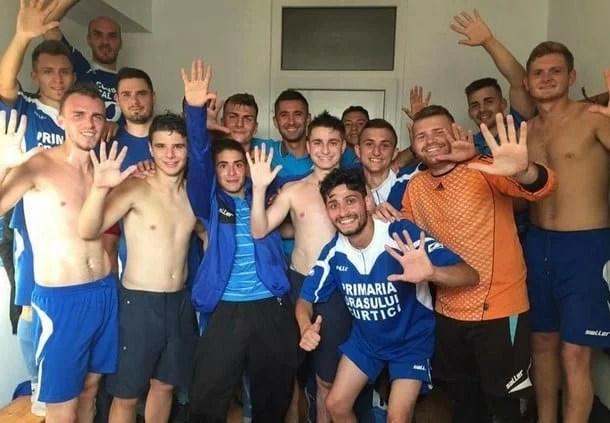 Liga a IV-a Arad, etapa 10: Crișul a mai câștigat un derby, Curticiul produce semi-surpriza la Felnac