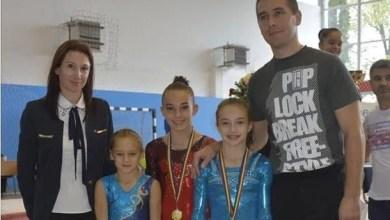 """Photo of Gimnastele arădene au strălucit la """"naționalele"""" junioarelor"""