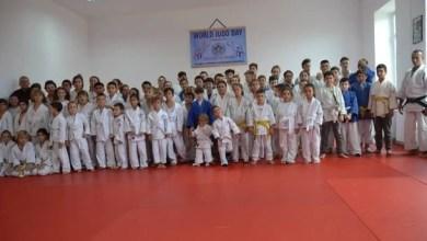 """Photo of Ziua Mondială a Judoului, sărbătorită la Ghioroc: """"Pentru promovarea valorilor"""""""