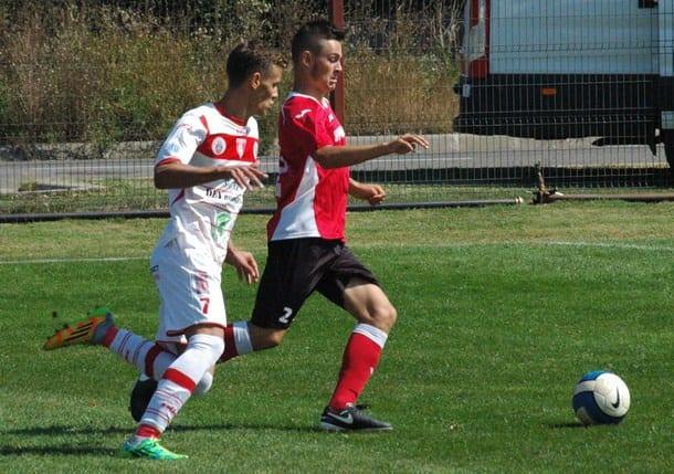 A decis Mandache, dar şi multe ratări: CSȘ Drobeta Turnu Severin – UTA Under 19 0-1