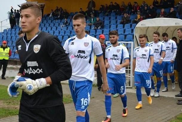 Livetext: ACS Poli II - Național Sebiș 0-1, final