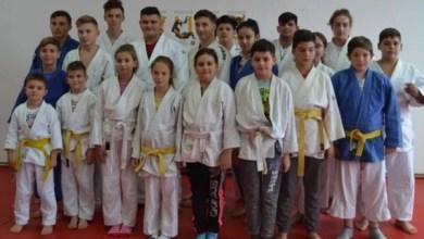 Photo of Judoka CSȘ Gloria au urcat de 16 ori pe podium în 2016