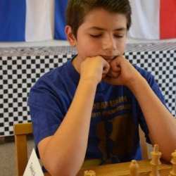 Arădeanul David, în topul Federației Române de Șah la numai 13 ani!
